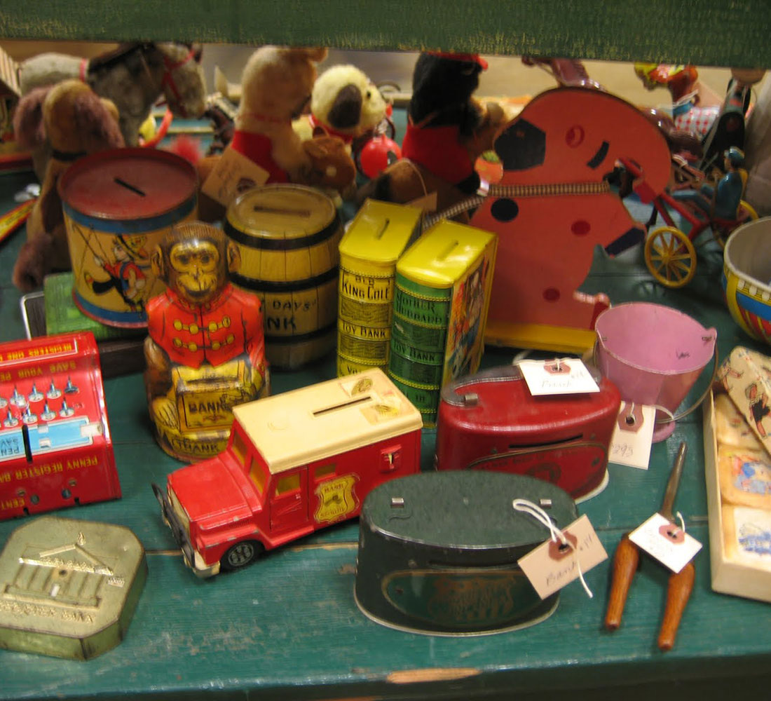 Collectorville Retro Fair - Brisbane - Sunday, 15 May